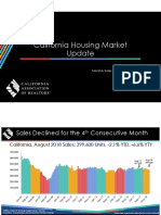 2018-08 Monthly Housing Market Outlook