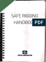 Slings -Shackles-Rigging equipment principles Handbook for industries.pdf