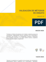 Contenido Del Curso validacion metodos de ensayp