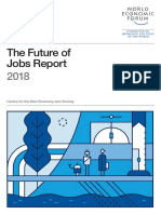 WEF Future of Jobs 2018