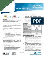 I-kon II Detonator TDS (America Latina)