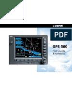 Garmin Gps500 Pilot's Guide