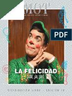 Revista MOT - Edición 14 - La felicidad ja ja ja