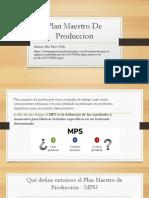Plan Maestro De Produccion.pptx