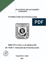 DIRECTIVA ELABORACIÓN TESIS Y TRABAJOS DE INVESTIG..pdf