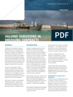 Article Valuing Variations in Dredging Contracts 146 3