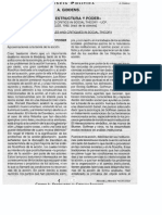 Giddens, Anthony - Profiles and Critics in Social Theory. Capitulo. Accion , Estructura y Poder [1]