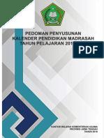 Jateng Kaldik Madrasah 2018 2019