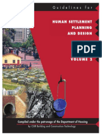 Guidelines for Human Settlement Planning and Design Redbook V2