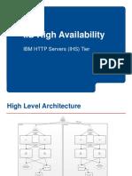 IIB & IHS High Availability.ppt
