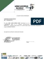 Referencialaboral- Comunicaciones Mateo