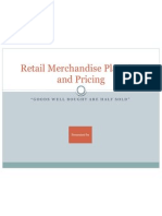 Merchandise Planning and Pricing_FINAL