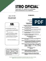 Reglamento Interministerial para la Gestion Integral de Desechos Sanitarios.pdf