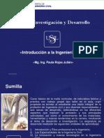 Introducción a La Ing. Civil Semana 1 2018 -2 Parte 1