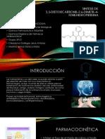 Síntesis de 35 Dietoxicarbonil 26 Dimetil 4 Fenilhidropirona