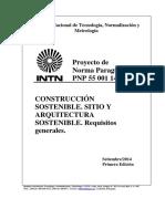 Norma Paraguaya de Construccion Sostenible