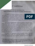Olhar Retrospectivo Para a Formação Do Magistério Brasileiro (MELO 2007)