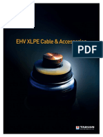 EHV XLPE Cable Accessories
