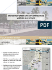 Crenshaw:Green Line Operating Plan Motion Update