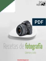 Recetas de Fotografía Calentar y Listo - Diosestinta.blogspot.com