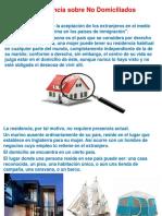 Competencia sobre No Domiciliados.ppt