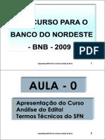 BANCO DO NORDESTE   BNB   CONCURSO 2010   APOSTILA CONHECIMENTOS BANCÁRIOS www.iaulas.com.br.pdf
