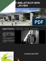 Parque Biblioteca San Javier