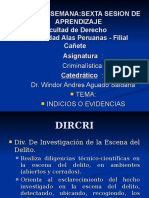 INDICIOS Inspecciones 1