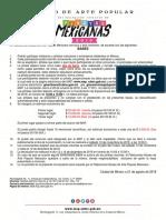 CONCURSO PIÑATAS MEXICANAS 2018