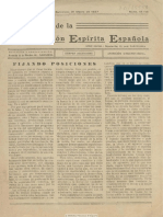 Boletin de La Federacion Espirita Espanola v5 1927