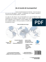 FUTUROS. Diccionario Enciclopédico Mundial Sobre Prospectiva - Ma. Concepción Olavarrieta Rodríguez
