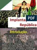 Implantação da República1