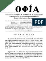 Sophia_1925_n10 Revista de la Sociedad Teosófica Española