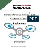 Drones Autonomos 2018