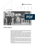 Andres Kalnay - arquitecto obra en bs as  PDF