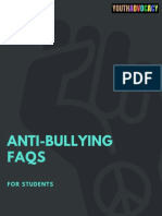 Anti-Bullying FAQs for Students