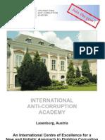 Broschüre IACA