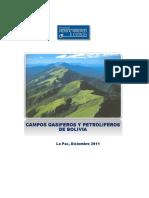 Campos Gasiferos y Petroliferos de Bolivia-1