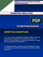( Medicina & Saude) - Diabetes Mellitus -aula De 07de Agosto Ok.ppt