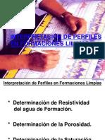 REGISTRO DE POZOS-  Interp de Registros_Form. Limpia