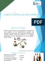 LOBOS CONTRA LAS ADICCIONES - ADOLESCENTES.pptx