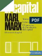 El Capital P Scaron Libro segundo Vol 5 - Karl Marx.pdf