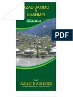 AJK Guid Book by AJK Govt