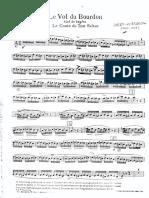 Rimsky-Korsakow - Le Vol du Bourdon tire de l'opera Le Conte du Tzar Saltan (Alto Saxophone & Piano).pdf