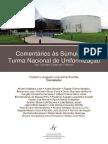 2016 comentarios as Sumulas da Turma Nacional de Uniformização dos Juizados especiais Federais 467p.pdf