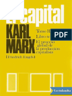 El Capital P Scaron Libro tercero Vol 8 - Karl Marx.pdf