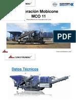 Operacion MCO 11