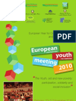 European Youth Meeting 2010
