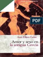 Amor y Sexo en La Antigua Grecia