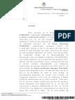 Bonadio procesa a CFK por el #CuadernoGate